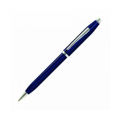 記念品  メーカーペン クロス センチュリー トランスルーセントブルーラッカー ボールペン  短納期 まとめ買いに