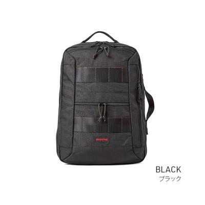 【カバンのセレクション】 ブリーフィング ビジネスリュック メンズ 大容量 B4 BRIEFING MADE IN USA brm191p06 ユニセックス ブラック フリー Bag&Luggage SELECTION