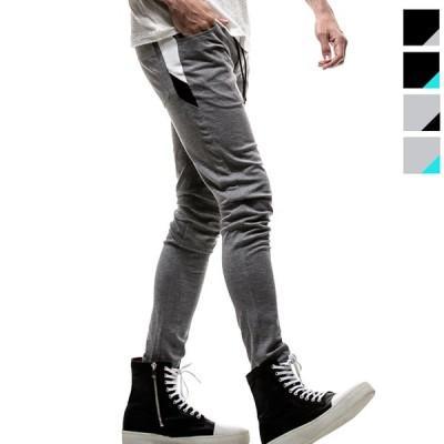 RESOUND CLOTHING リサウンドクロージング パンツ EDWARD LINE PT RC19-ST-011 BLACKxGREY / BLACKxMINT / GREYxBLACK / GREYxMINT
