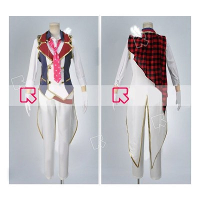 IDOLiSH7 RESTART POiNTER アイドリッシュセブン 七瀬陸 ななせりく  風 コスプレ衣装 演出服 変装 cosplay 仮装 二次会 イベント パーティー