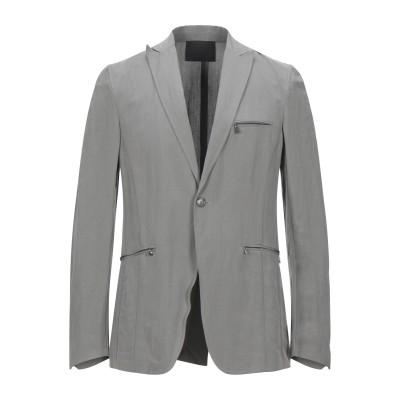 RICHMOND X テーラードジャケット グレー 50 レーヨン 52% / リネン 48% テーラードジャケット
