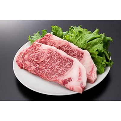 26-[14]【A4ランク以上】山形牛サーロインステーキ(360g)