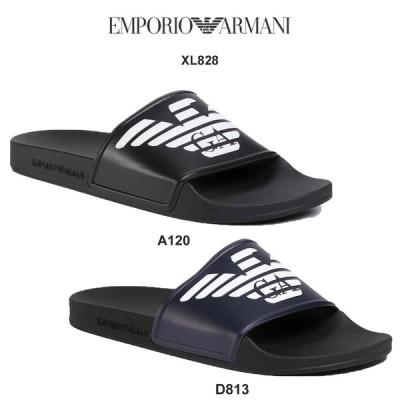 (SALE)EMPORIO ARMANI(エンポリオアルマーニ)シャワーサンダル スリッパ メンズ XL828