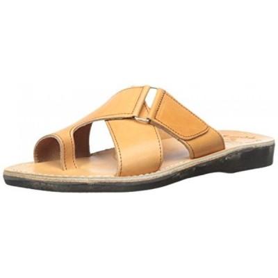 サンダル メンズカジュアル ジェルサレムサンダルス Jerusalem Sandals Men's Asher Slide Sandal 正規輸入品