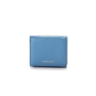 ナチュラルビューティー バッグアンドウォレット NATURAL BEAUTY BAG & WALLET セレネ (ブルー)