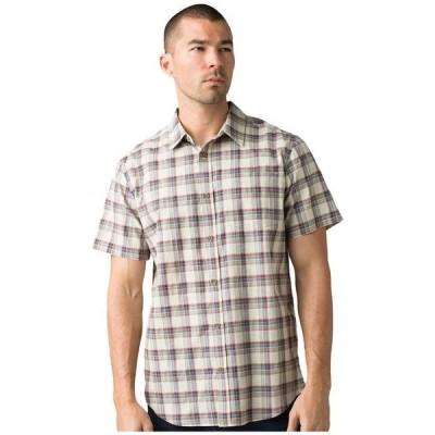 プラーナ メンズ シャツ トップス Bryner Slim Fit Shirt
