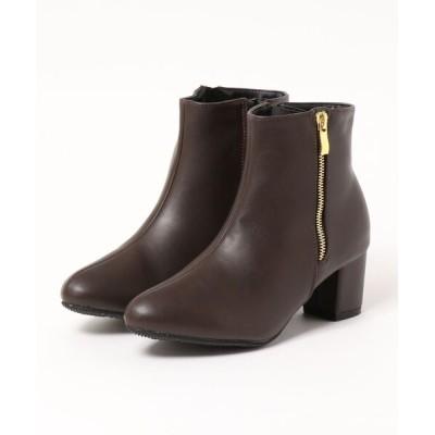 Parade ワシントン靴店 / 【防水】サイドジッパー付ショートブーツ 1476WK WOMEN シューズ > ブーツ