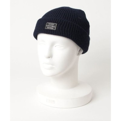 帽子 キャップ Schott/ショット/SKULL BEANIE/スカル ビーニー