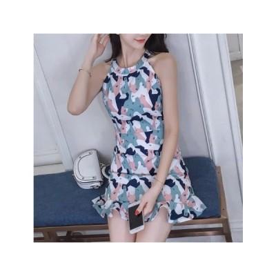 キャバドレス キャバ嬢ドレス 大きいサイズ キャバクラドレス キャバ ドレス パーティドレス ミニ丈 ショート丈 ノースリーブ 花柄 大きいサイズ