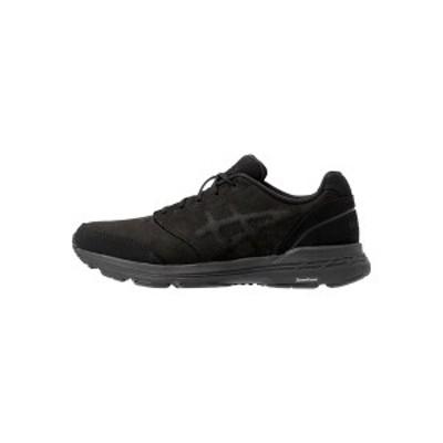 アシックス メンズ スニーカー シューズ GEL-ODYSSEY - Walking trainers - black black