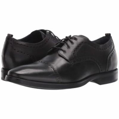 コールハーン Cole Haan メンズ 革靴・ビジネスシューズ シューズ・靴 Jefferson Grand 2.0 Cap Oxford Black Waterproof