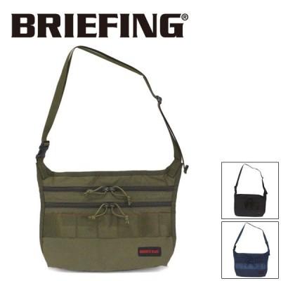 BRIEFING (ブリーフィング) BRA193L20 MULTI SACOCHE マルチサコッシュ ショルダーバッグ 全3色 BR487