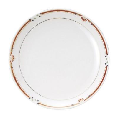 ニューボン紅華妃 12吋丸皿 中華食器 丸皿 30cm以上 業務用 日本製 磁器 約31.5cm 丸大皿 大皿