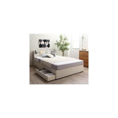 ベッドフレーム 収納ベッド シングル マットレス付き 工具いらずの組み立て 分解簡単収納ベッド ボンネルコイルマットレス付き シングル
