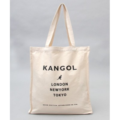 A.M.S. / 【 KANGOL / カンゴール 】 大容量 キャンバス トートバッグ MEN バッグ > トートバッグ