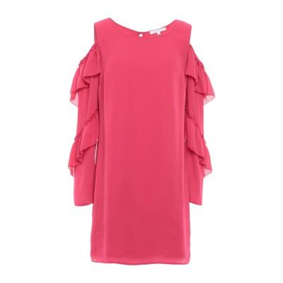 パトリツィア ペペ PATRIZIA PEPE ミニワンピース&ドレス フューシャ 40 ポリエステル 100% ミニワンピース&ドレス