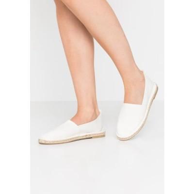 レディース 靴 シューズ 2 PACK - Espadrilles - black/white
