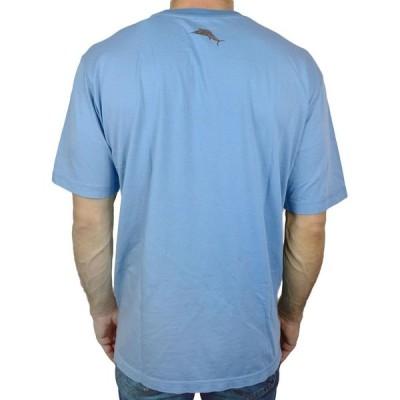 トミーバハマ  TシャツTommy BAHAMA メンズ GRAPHIC TEE 'MAKE LIFE ONE LONG WEEKEND HAWAII' CREWNECK