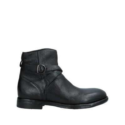 LEMARGO ショートブーツ ブラック 40 革 ショートブーツ