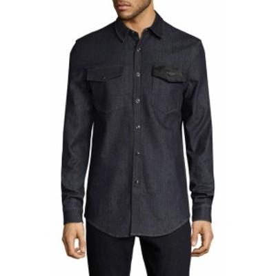 ジバンシー Men Clothing Cotton Shirt