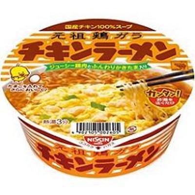 【送料無料】日清 85gチキンラーメンどんぶり 12食入[のしOK]big_dr