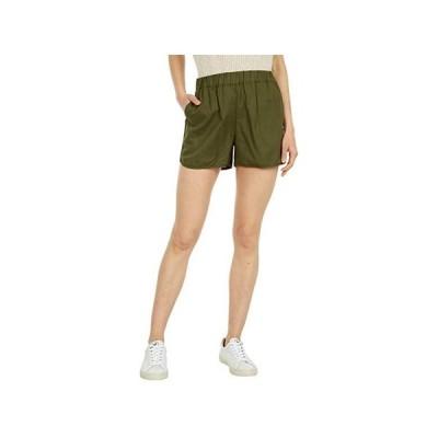 Madewell Pull-On Shorts レディース ショートパンツ ズボン 半ズボン Desert Olive