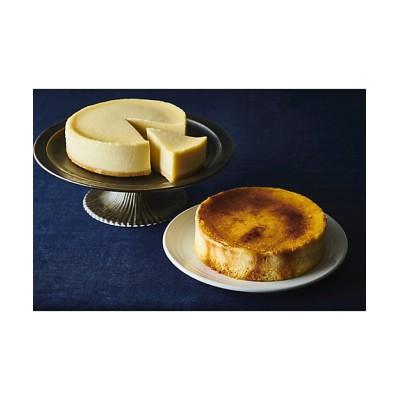 <ディームファクトリー/ディームファクトリー> 北海道産クリームチーズ使用 チーズケーキ2種食べ比べセット(洋菓子)【三越伊勢丹/公式】