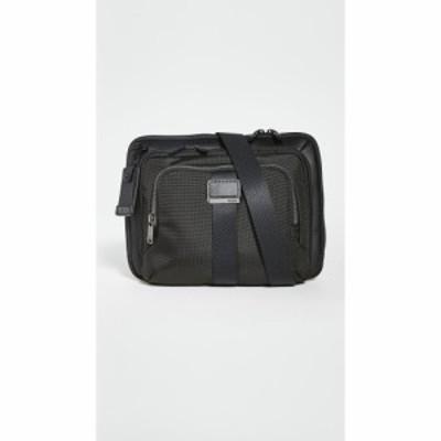 トゥミ Tumi メンズ メッセンジャーバッグ バッグ Alpha Bravo Jackson Crossbody Bag Black