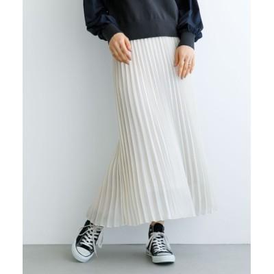 koe / シャイニープリーツスカート* WOMEN スカート > スカート
