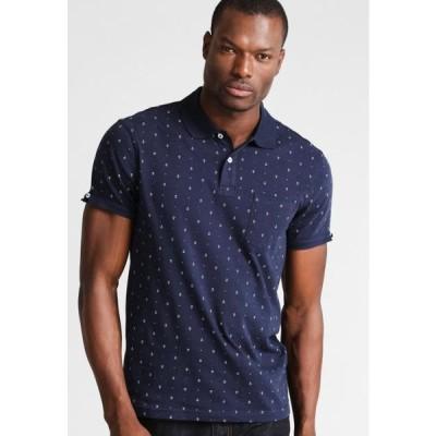 ピアワン メンズ ファッション Polo shirt - dark blue