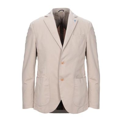 アティピコ AT.P.CO テーラードジャケット サンド 54 コットン 75% / 麻 25% テーラードジャケット