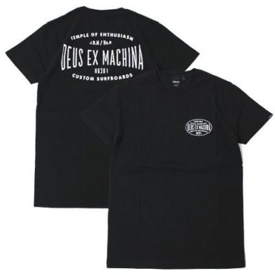 デウス エクス マキナ / Deus ex Machina / コットン ロゴ Tシャツ / セール / 返品・交換不可