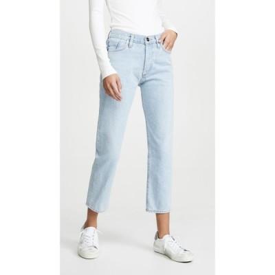 ゴールドサイン GOLDSIGN レディース ジーンズ・デニム ボトムス・パンツ The Low Slung Jeans Nichols