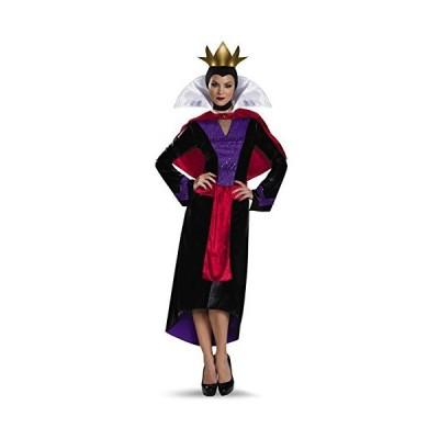 ディズニー ヴィランズ ウィックド・クイーン 白雪姫 意地悪なお妃 継母 ドレス 女性用 プラス 【並行輸入品】