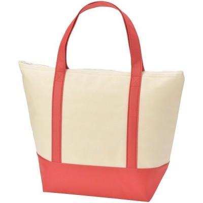 (BACKYARD/バックヤード)保冷保温トートバッグ お買い物バッグ/ユニセックス レッド系1