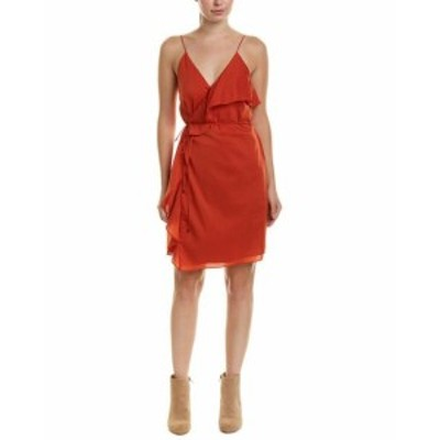 Haute Hippie オートヒッピー ファッション ドレス Haute Hippie Path To Destiny Wrap Dress 0 Red