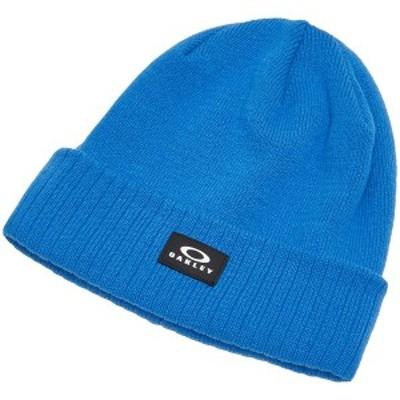 オークリー メンズ 帽子 アクセサリー Oakley Ribbed 2.0 Beanie Nuclear Blue