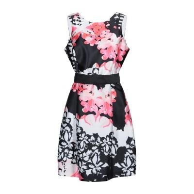ALLURE ミニワンピース&ドレス コーラル 6 ポリエステル 100% ミニワンピース&ドレス