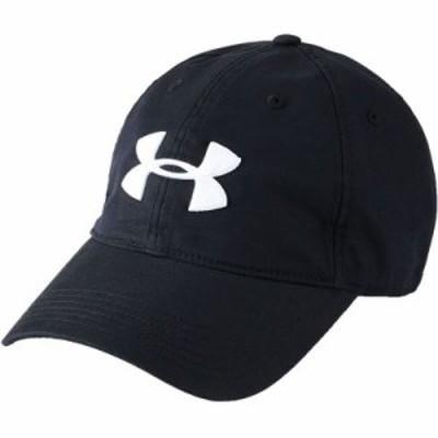 アンダーアーマー キャップ Chino 2.0 Golf Hat Black/White