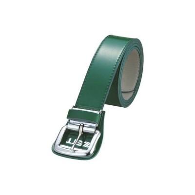 ゼット/ZETT 野球 メンズ用 エナメルベルト BX92 グリーン(4800)