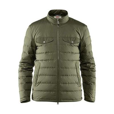 Fjallraven Greenland Down Liner Jacket - Mens Green, XS