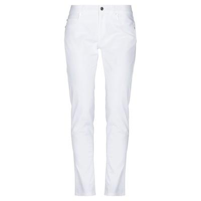 フーズフー WHO*S WHO パンツ ホワイト 46 コットン 98% / ポリウレタン 2% パンツ