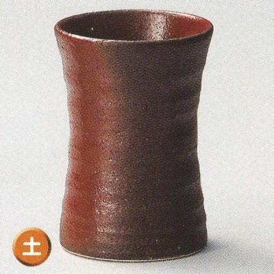 炭化焼コプレット(土物陶器) (フリーカップ)