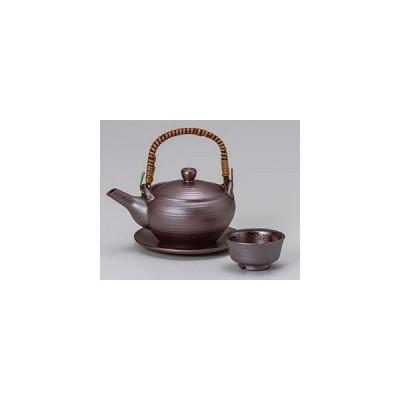 和食器 ス409-077 南蛮鉄鉢土瓶むし