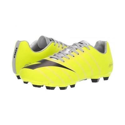 Diadora ディアドラ メンズ 男性用 シューズ 靴 スニーカー 運動靴 RB2003 R LPU - DD Yellow/Black/Silver