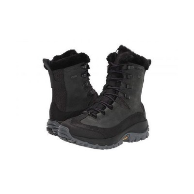 Merrell メレル レディース 女性用 シューズ 靴 ブーツ スノーブーツ Thermo Rhea Mid Waterproof - Granite