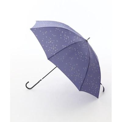 Afternoon Tea LIVING / スター柄晴雨兼用ジャンプ長傘 雨傘 WOMEN ファッション雑貨 > 長傘