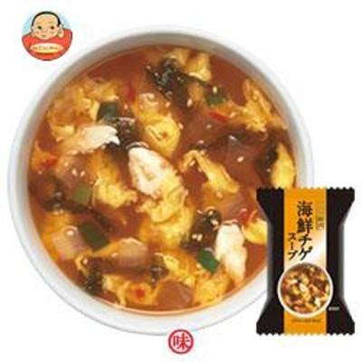 送料無料  MCFS  一杯の贅沢 海鮮チゲスープ  10食×2箱入