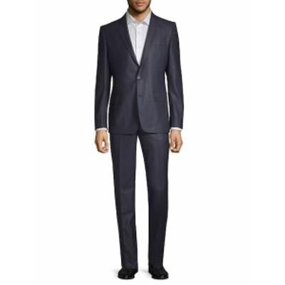ヴェルサーチコレクション Men Clothing Wool &amp Silk Two-Piece Suit