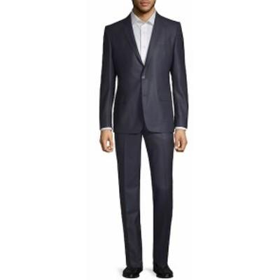 ヴェルサーチコレクション Men Clothing Wool & Silk Two-Piece Suit